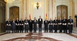 El techo de cristal en la carrera judicial: 39 mujeres y 125 hombres en los órganos centrales