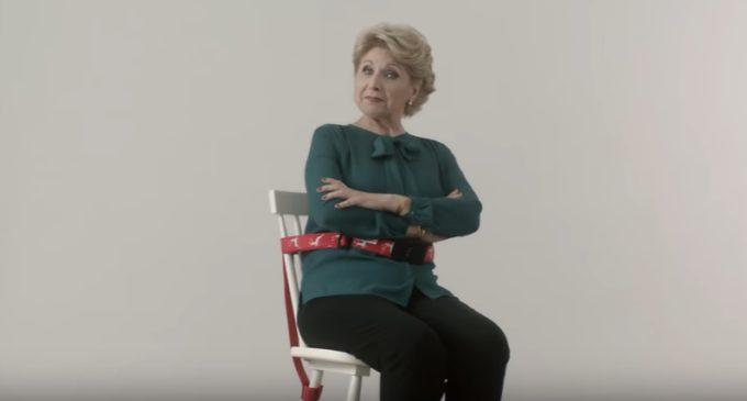 El gadget definitivo de estas Navidades: un sentador de madres