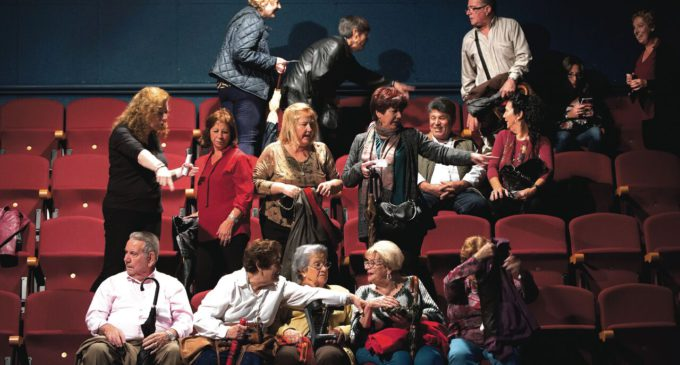 Teatro Salvador Távora: el arte del pueblo contra el poder