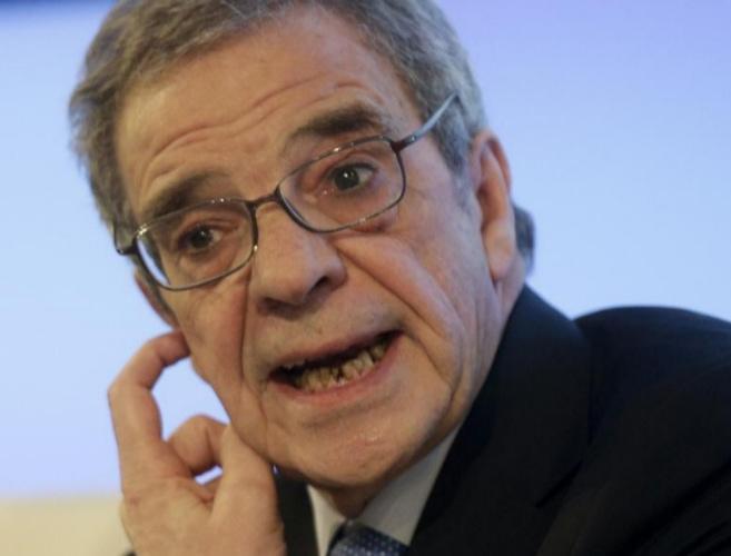 César Alierta, presidente de Telefónica hasta abril de 2016, también presidía el 'Club del Ibex'.