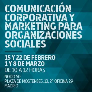 Cursos La Marea - Comunicación y marketing