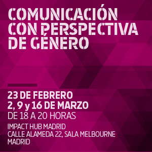 Cursos La Marea: comunicación con perspectiva de género