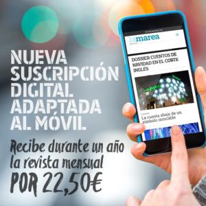 Suscripciones digitales (móvil y pdf)
