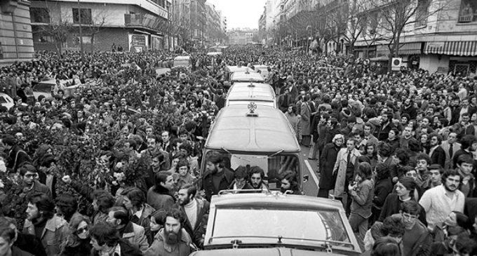 Del 18 de julio al 24 de enero: la matanza de Atocha
