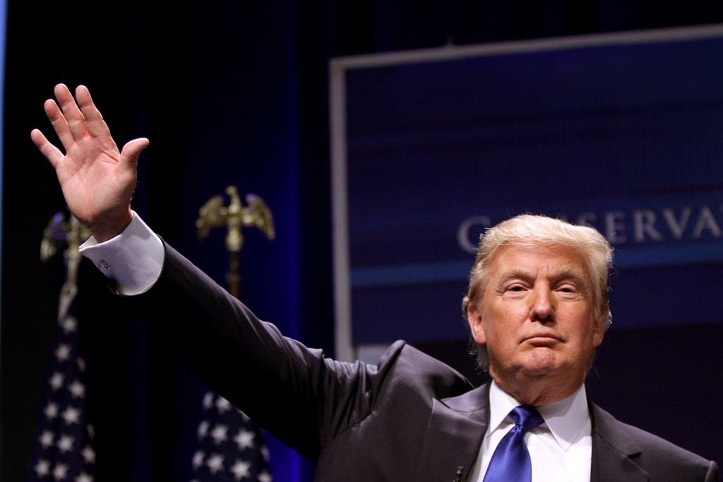 Donald Trump, presidente de los Estados Unidos. FOTO: G. SKIDMORE.