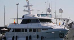 La Autoridad Portuaria de Valencia no consigue vender el yate que compró para la Copa América