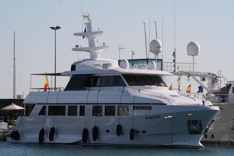 Yate de la Autoridad Portuaria de Valencia I La Marea