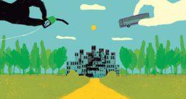 Dossier #LaMarea46: ¿El coche o la vida?
