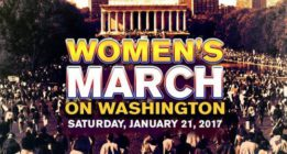 La gran marcha de mujeres contra Donald Trump