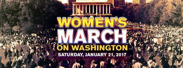 Marcha de Mujeres sobre Washington I La Marea