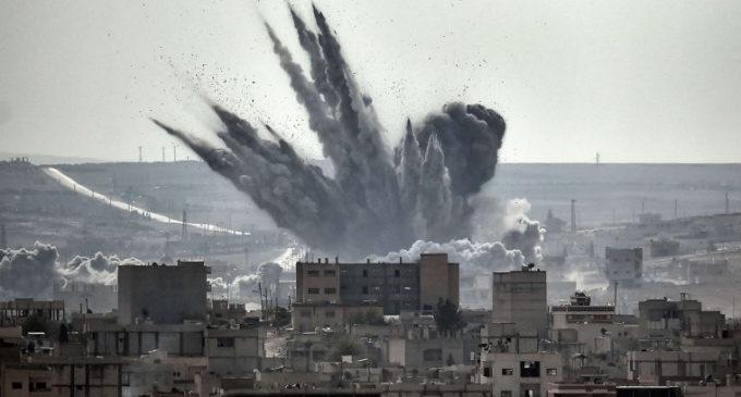 """""""Hay una guerra imperialista en Siria"""""""
