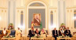 Listado de empresas españolas que acompañaron a Felipe VI en Arabia Saudí