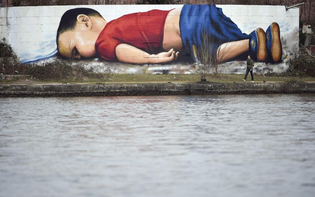El niño sirio Aylan Kurdi I La Marea