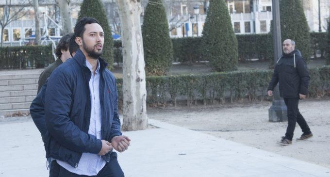 Celebrado el juicio al rapero Valtonyc por injurias a la Corona