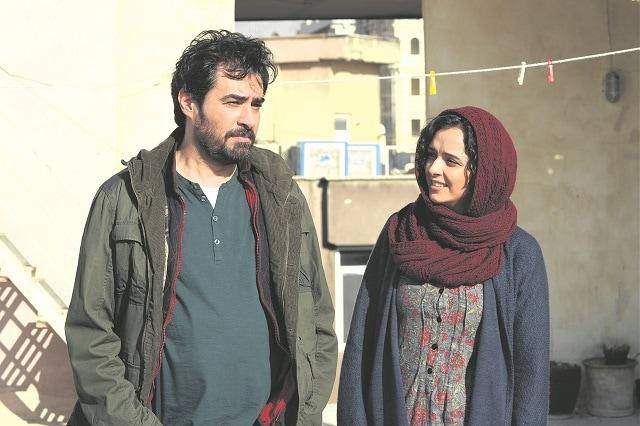 Fotograma de la película iraní 'El viajante', de Asghar Farhadi.
