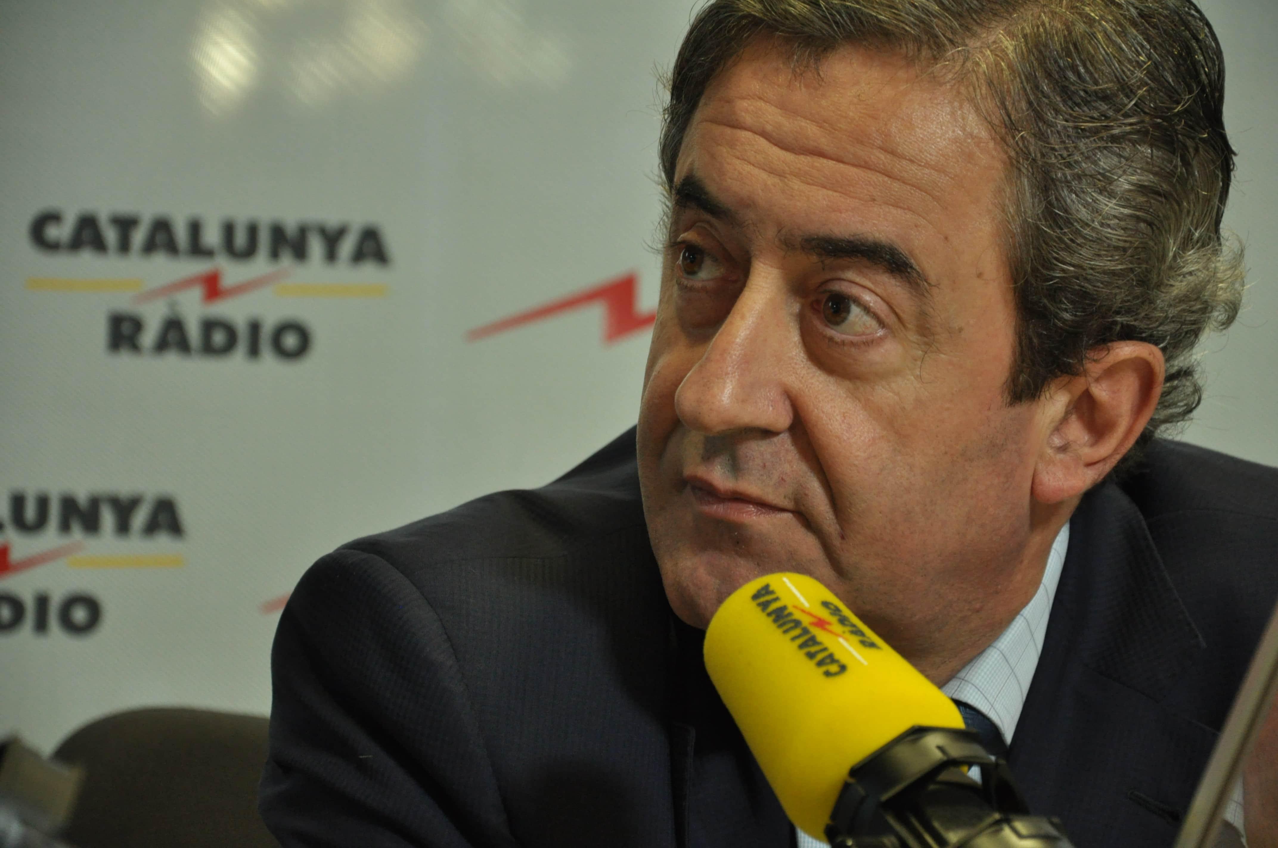 El fiscal jefe de la Audiencia Nacional, Javier Zaragoza. I La Marea