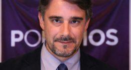 """Juan Moreno Yagüe: """"La única vía que quedaba era presentar una candidatura"""""""