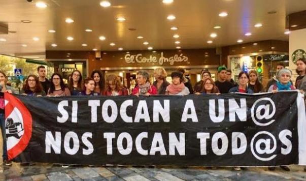 Manifestación Murcia ante un acosador I La Marea