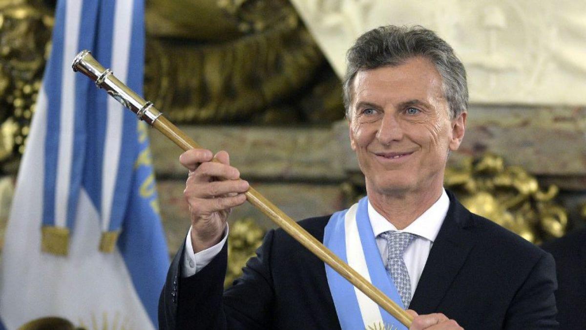 El presidente de Argentina, Mauricio Macri I La Marea