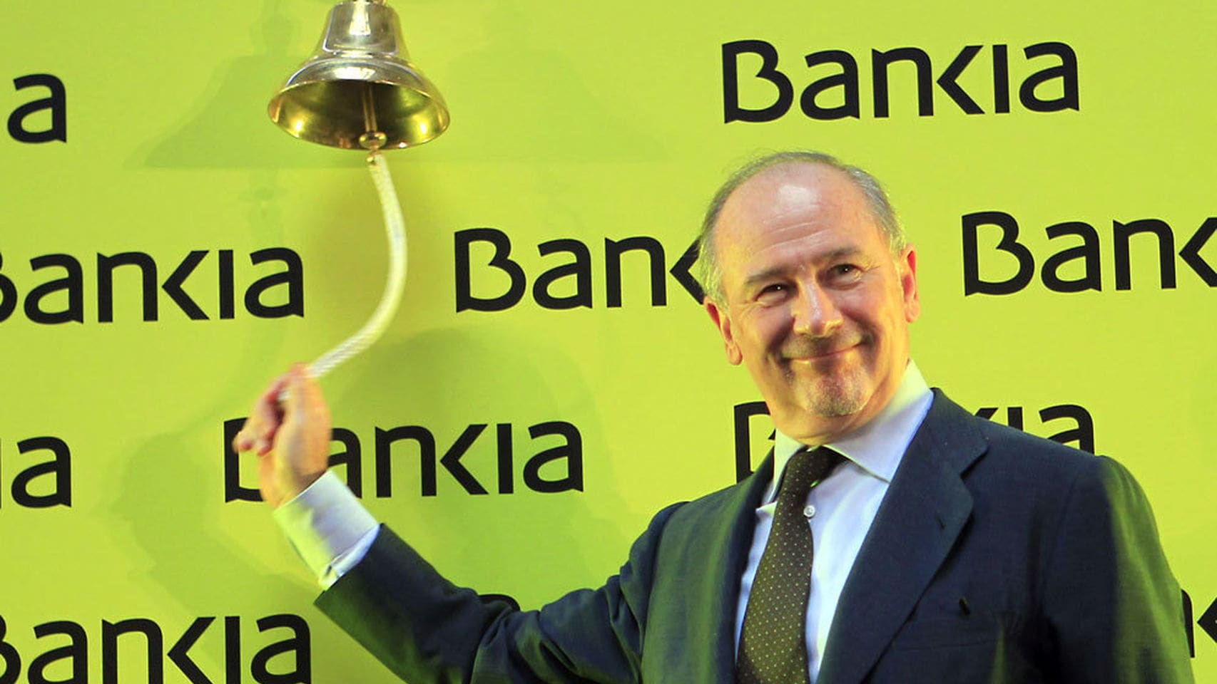 El expresidente de Bankia, Rodrigo Rato. I La Marea