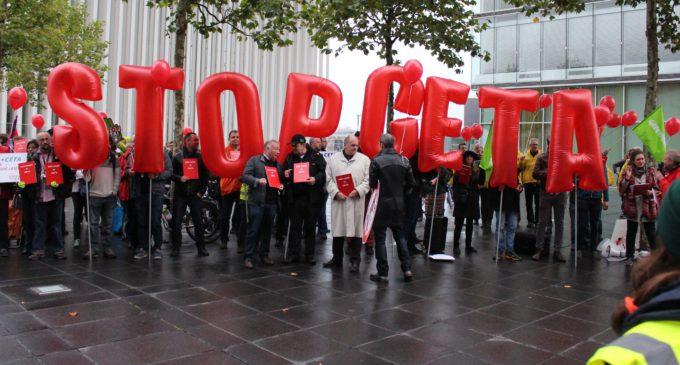 ¿Por qué nos movilizamos contra el CETA?