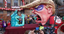 Trump y Merkel, pelea programada