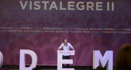 Pablo Iglesias triunfa de manera incontestable en Vistalegre II