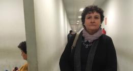 """María Salmerón, de nuevo en el banquillo: """"Quiere meterme en la cárcel y dejar a su hija sin hogar"""""""