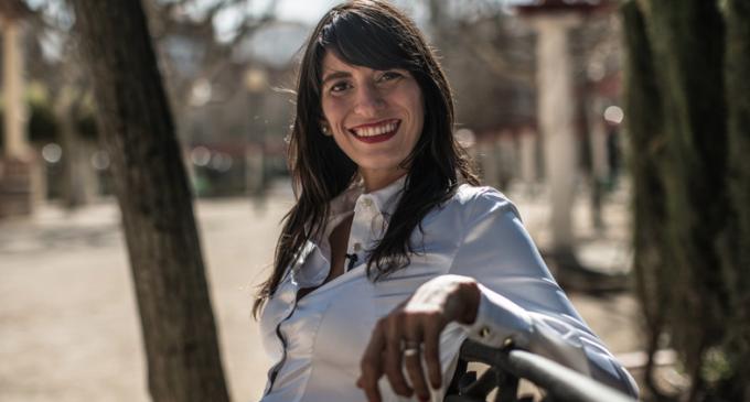 """Catalina Ruiz-Navarro: """"Es hora de que los hombres existan de una manera discreta"""""""