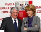 Arturo Fernández, el filántropo de Esperanza Aguirre
