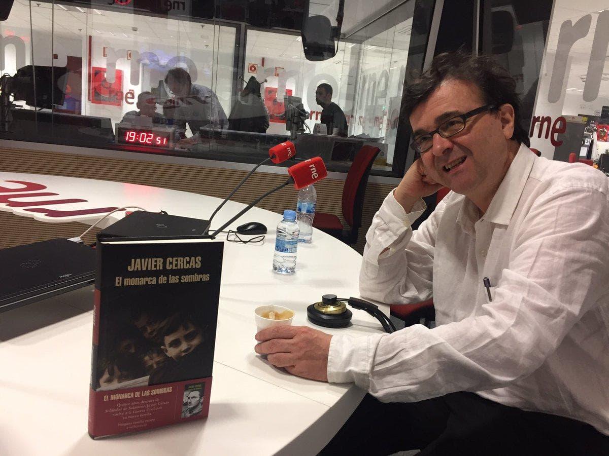 El escritor Javier Cercas I La Marea