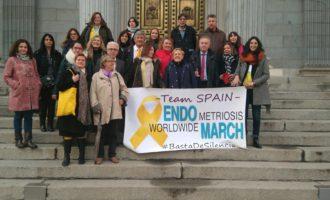 Es una enfermedad, se llama endometriosis y afecta a más de dos millones de mujeres