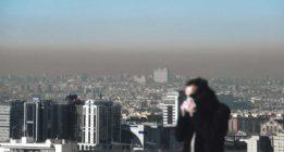 El 94% de la población española respira aire contaminado por encima de los límites permitidos