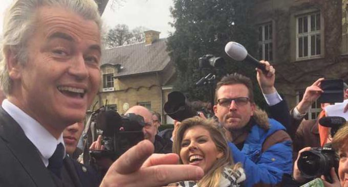 """""""El orgullo nacional se ha convertido en piedra angular de la campaña holandesa"""""""