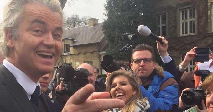 wilders campaña holandesa