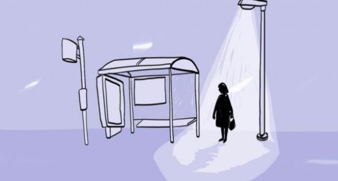 Poco transporte público, inseguridad y acoso: el día a día de las trabajadoras nocturnas
