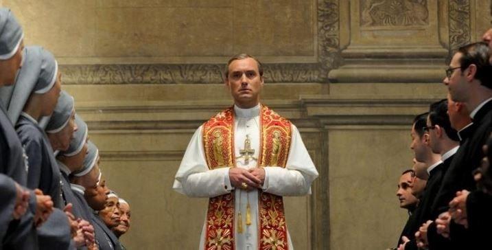 Jude Law, en la serie 'El joven Papa' I La Marea
