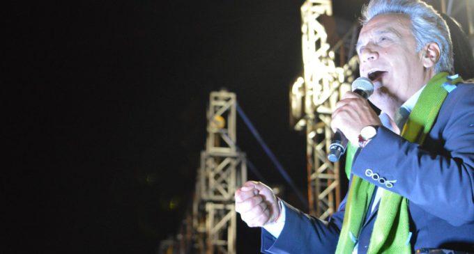Lenín Moreno gana las elecciones presidenciales en Ecuador entre acusaciones de fraude