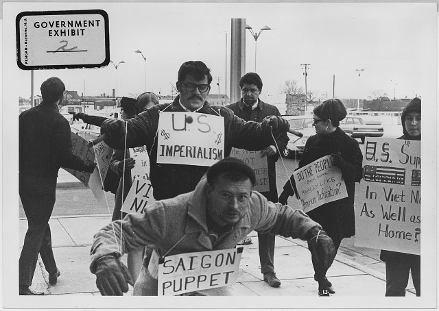 protesta Vietnam