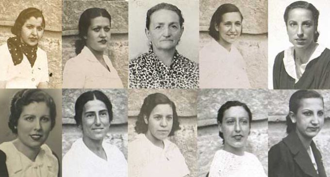 Las milicianas que no fotografió Capa