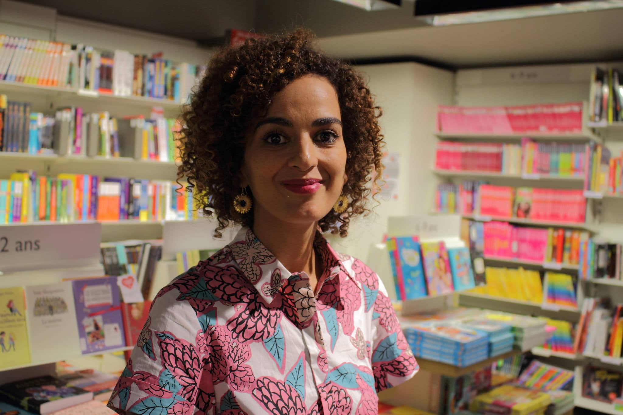 Leila Slimani, autora de 'Canción dulce'. FOTO: ACTUALITTÉ.