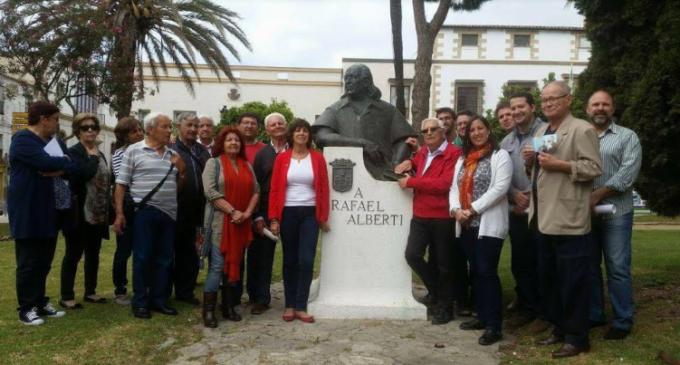 'Vuelve Alberti', un proyecto para recuperar el legado del poeta