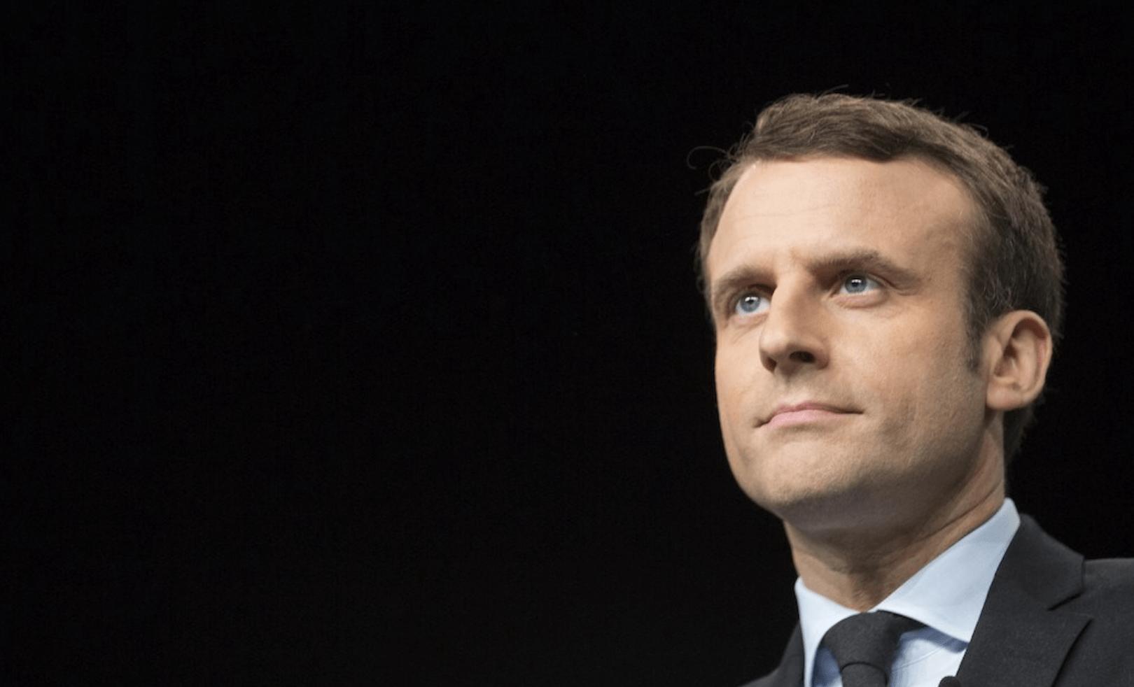 Emmanuel Macron, presidente de Francia I La Marea