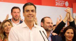 La victoria de Pedro Sánchez