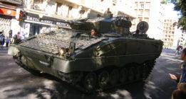 Petición colectiva contra el secretismo de la venta de armas españolas