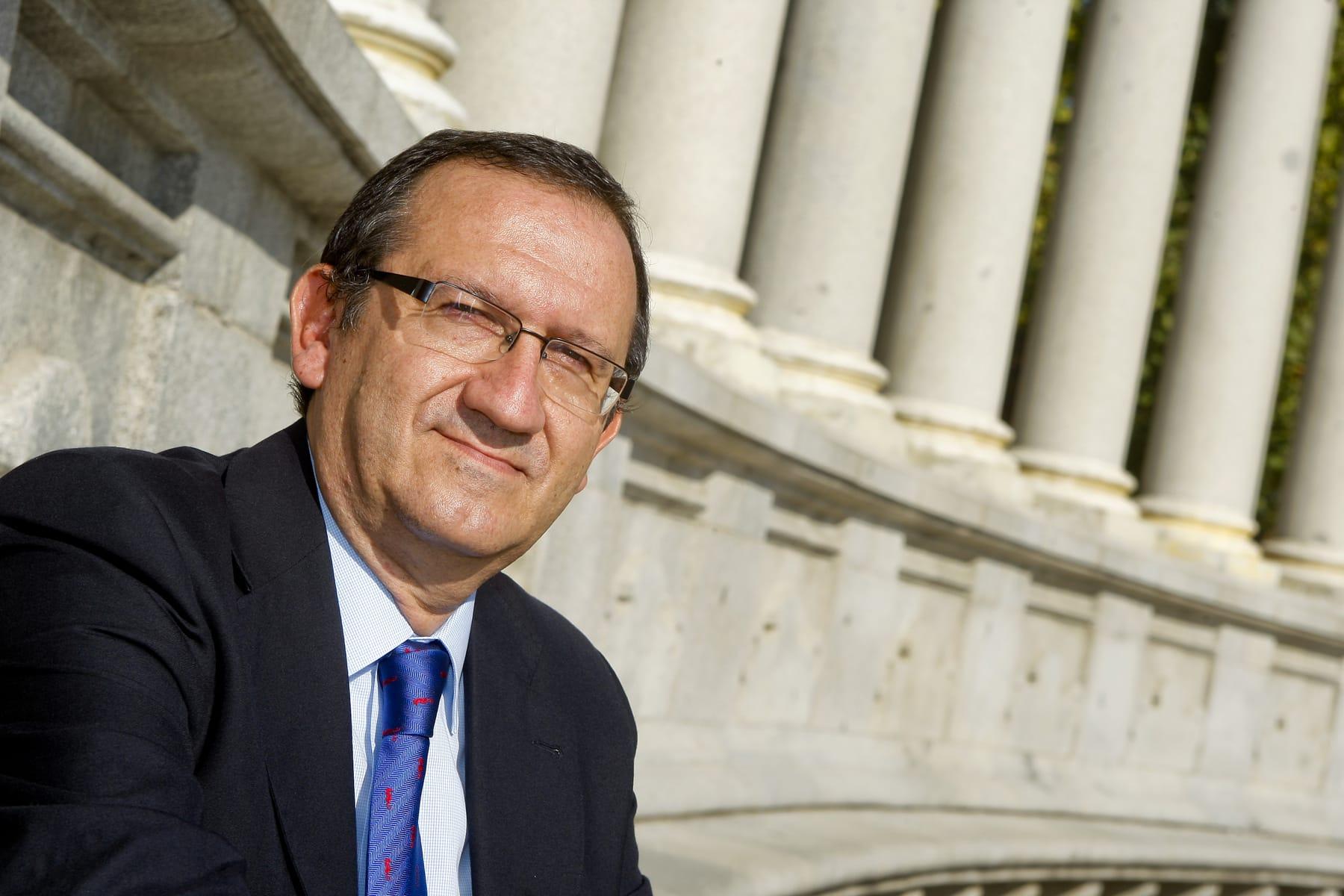 El presidente de Gestha, Carlos Cruzado I La Marea