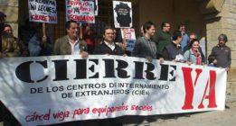 """Una ONG denuncia la """"situación degradante"""" de las internas en el CIE de Algeciras"""