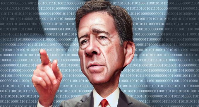 Ahora que James Comey declara bajo juramento sería una lástima no preguntarle sobre el historial de conductas ilegítimas del FBI