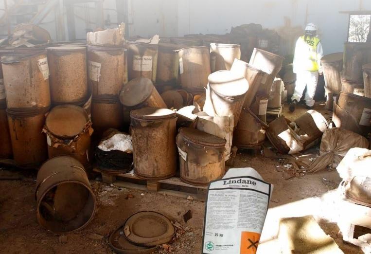 Ecologistas en Acción ha publicado un informe sobre la fabricación y el uso del lindano en España. ECOLOGISTAS EN ACCIÓN