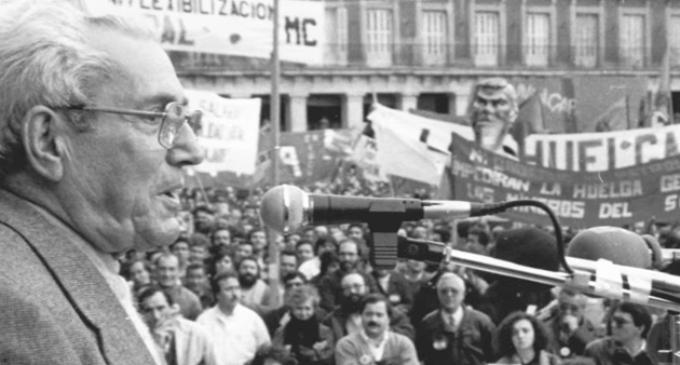 """""""Un documental sobre Marcelino Camacho tiene sitio en las salas de cine"""""""